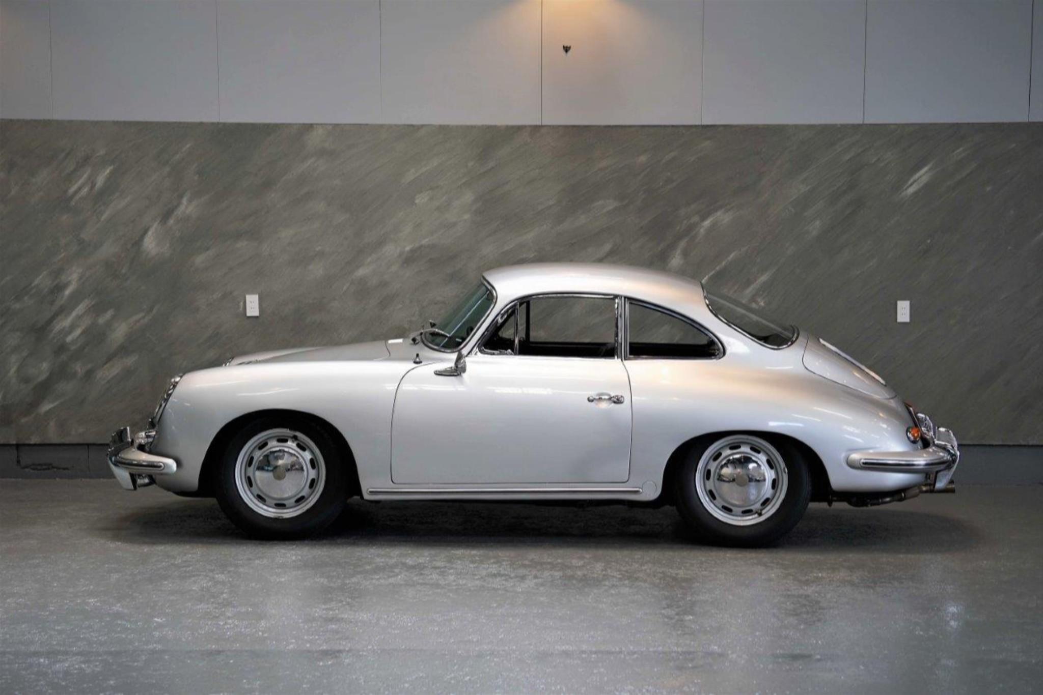 1964 年 ポルシェ 356Cクーペ