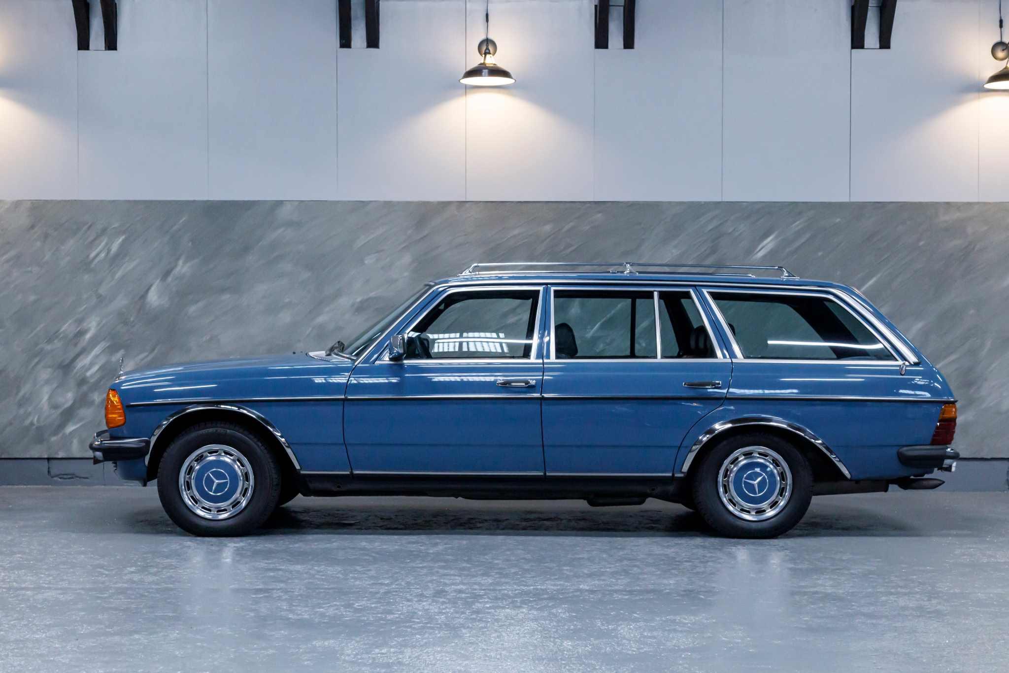 1983 年 メルセデスベンツ 280TEワゴン