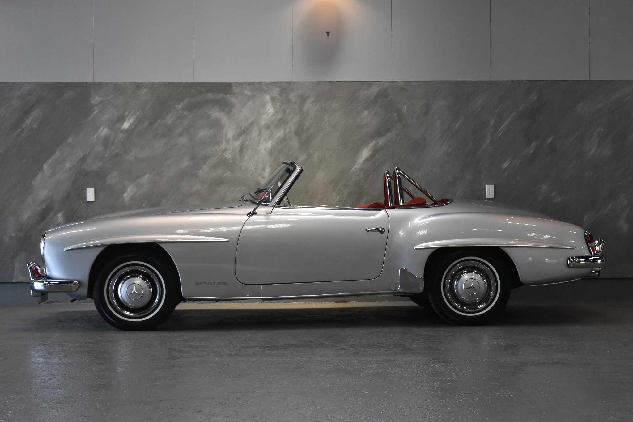 1958 年 メルセデス・ベンツ SLクラスW121 190SL
