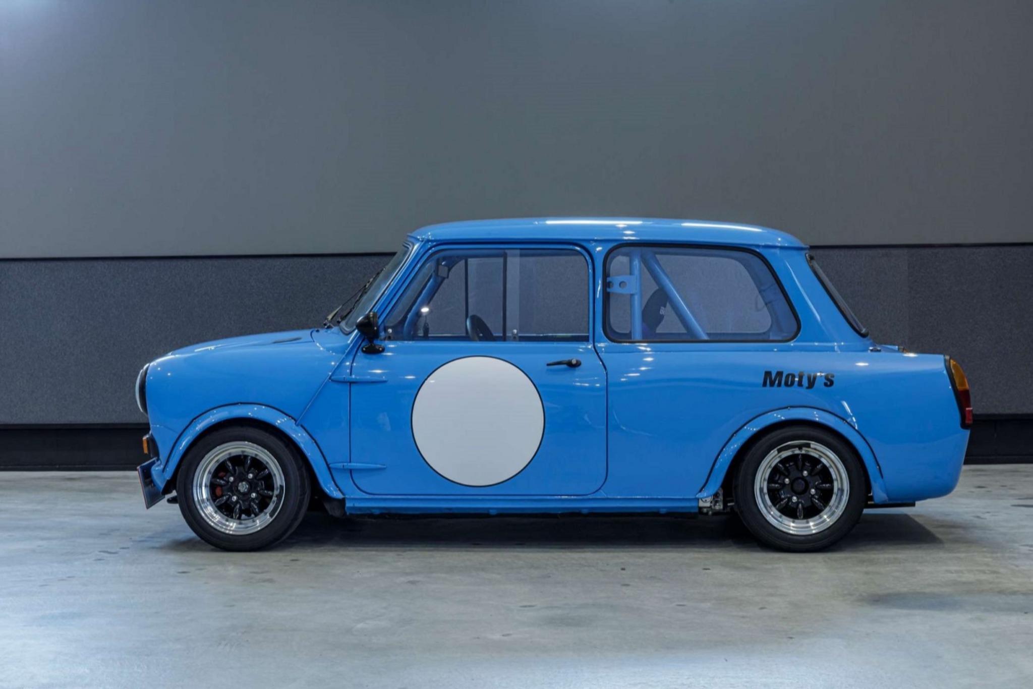 1965 年 ライレー エルフ MK2 Cafe Racer LHD